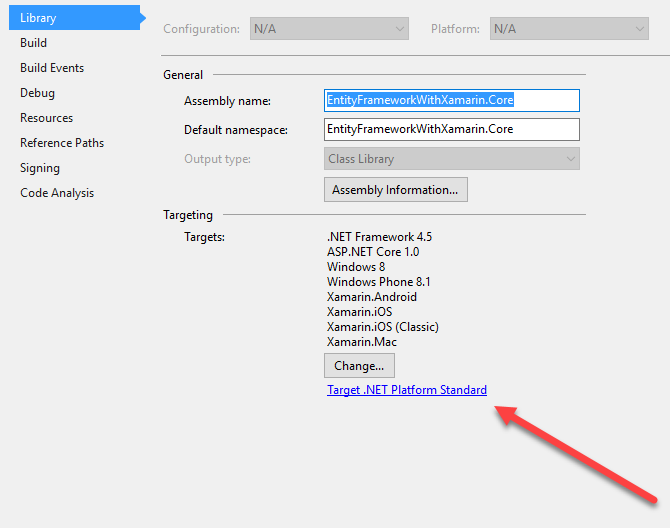 Building Android Apps with Entity Framework