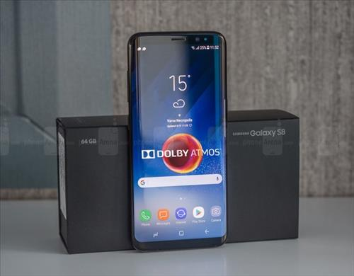 A leaked Android 8 build for Galaxy S8 brings Dolby Atmos to the phone!